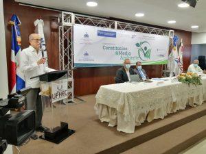 Puig descarta TC rechace tratado de Escazú y confía sea ratificado