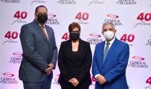 General de Seguros celebra 40 años