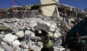 ROMA: El papa pide ayuda y solidaridad internacional tras el terremoto en Haití