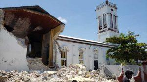 HAITI: Hay un colapso sanitario en varios departamentos tras terremoto