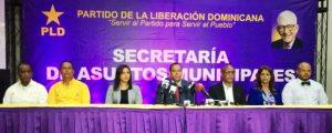 PLDreclama trato igualitario LMD  a todos ayuntamientos del país