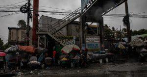HAITI: Fuertes lluvias caen sobre  zona más afectadas por terremoto