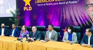 «Intereses de la sociedad serán los del PLD», dijo Charles Mariotti