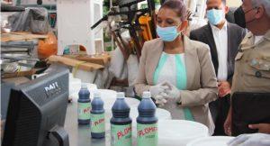 """Decomisan productos utilizados en fabricación """"ácido del diablo"""""""