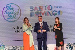 The Best of DR 2021 reconoce con premio a empresa Mejía Alcalá