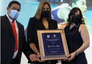 Emotiva ceremonia de los premios  «Puertoplateño Sobresaliente»