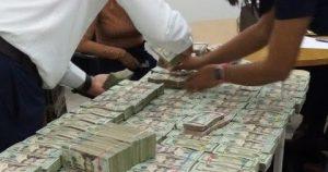Aduanas informa decomiso US$5 millones encontrados en bocina