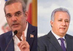 SDN: Luis Abinader y Antonio Taveras con buena valoración, según encuesta
