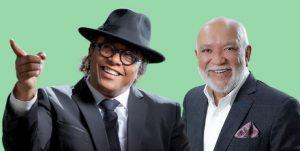 """Sergio Vargas y Jochy Santos   anuncian show """"A reír en boleros"""""""