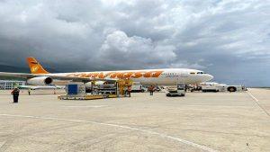 Llega a Haití segundo vuelo de ayuda humanitaria desde Caracas