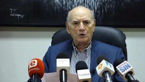 Abinader ratifica a Quico Tabar como administrador Lotería