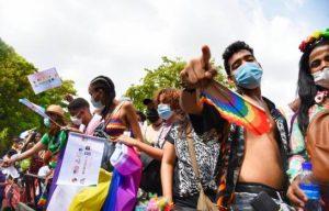 Caravana arcoíris pide ley que proteja a los LGBTIQ en la RD