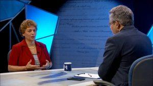Rosario Espinal sostiene es muy difícil en el país se firme un pacto fiscal