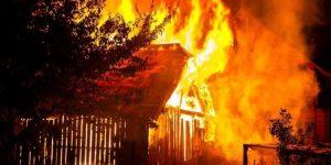 V. ALTAGRACIA: Condenan a 30 años hombre quemó casa habitada