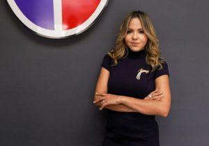 Empresas de seguridad designan Katia Salomón como su directora ejecutiva