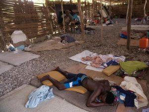 Asciende a 2.207 la cifra de muertos por el terremoto de Haití