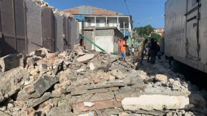 A una semana terremoto en Haití