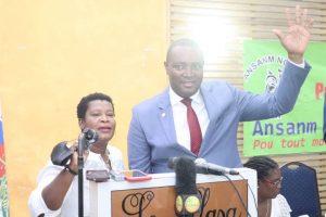 Partido Unidos de Haití escoge a Jean Tholbert como su presidente