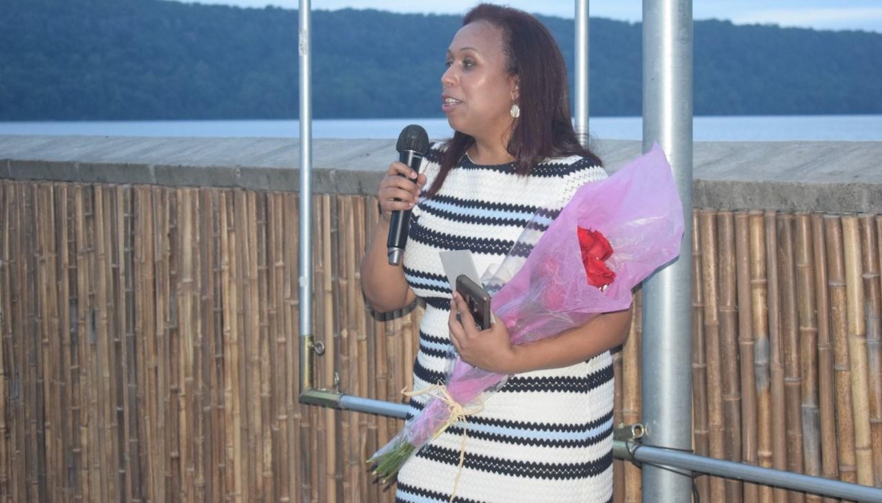 Exaspirante a concejal Johanna García agradece apoyo comunidad    AlMomento.Net - Noticias al Instante en República Dominicana.