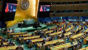 EU y China rebajan el tono de su choque en Asamblea de la ONU