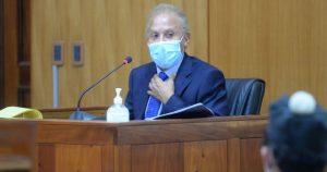 Angel Rondón niega sobornos; tribunal fallará dentro de diez días