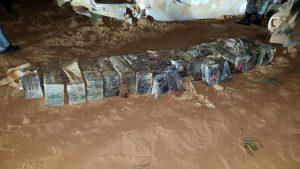 Descubren 275 paquetes cocaína en avioneta se estrelló en Oviedo