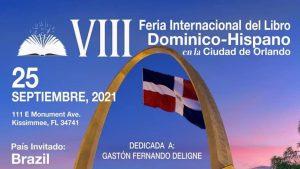 ORLANDO: Celebran Feria libro Dominico-hispano