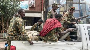 ETIOPIA: Más de 100 muertos en un ataque en la región de Amhara
