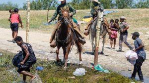EE.UU.: Denuncian el «maltrato» contra haitianos en la frontera