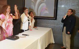 NUEVA YORK: Juramentan nueva directiva Colegio de Periodistas