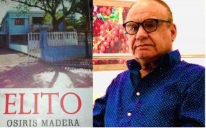 Ponen a circular novena edición novela «Elito», de Osiris Madera
