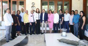 14 exgobernadores provinciales PLD respaldan Abel Martínez