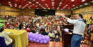 Abel Martínez llama a apostar por el «proceso renovación» del PLD