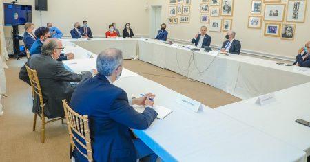 Abinader advierte en NY crisis Haití genera peligro para región