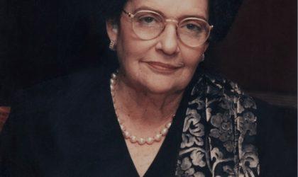 Fallece Altagracia Batlle de Antún, madre del presidente PRSC