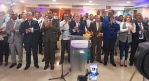 Amarante Baret: «El PRM es un gobierno de ricos y blanquitos»