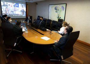 Gobernador dice avanza creación 'hub' innovación financiera en RD