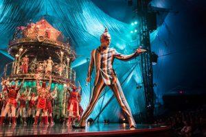 SD Concerts anuncia el Sol del Cirque du Soleil en Punta Cana