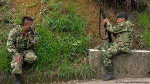COLOMBIA: Un enfrentamiento deja 6 narcotraficantes muertos