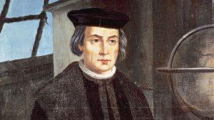 Colón retrasó el primer viaje un mes por quedarse con una mujer