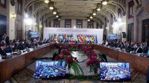 MEXICO: Integración y crisis por pandemia marcan reunión Celac