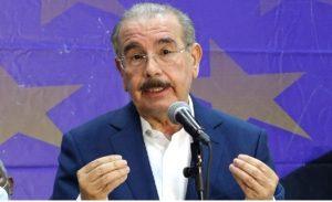 Danilo deplora actitud oficial en casos por supuesta corrupción