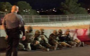 EEUU: Detenidos siete militares mexicanos cruzaron la frontera