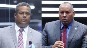 Diputados Nelson Marmolejos  y Héctor Darío Feliz se defienden