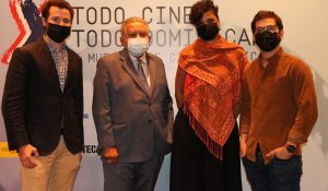 "MADRID: Con ""Hotel Coppelia"" se inicia ""Todo Cine Todo Dominicana"""