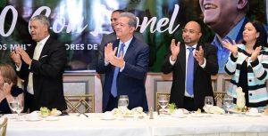 Fernández objeta que militares y policías de la RD puedan sufragar