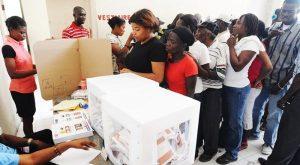 Más de 100 partidos podrán presentarse a elecciones en Haití