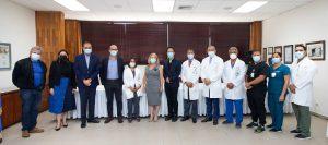 Realizan en RD primer trasplante hepático pediátrico de vivo a vivo