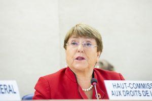 VENEZUELA: Bachelet admite que las sanciones empeoran la crisis