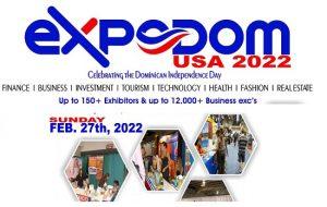 MIAMI: Celebrarán Expodom USA para promover Rep. Dominicana